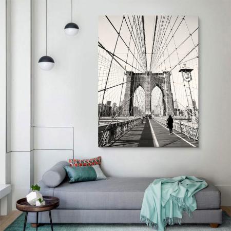 Tablou Canvas - Broklyn Bridge3