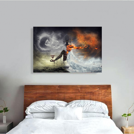 Tablou Canvas - Elemental1