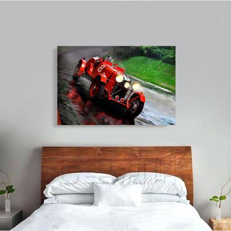 Tablou Canvas - Lagonda M453
