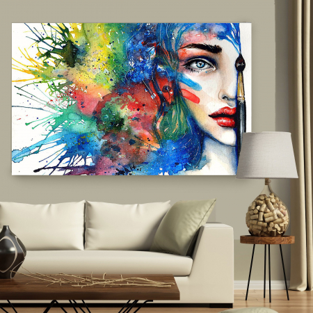 Tablou Canvas - Pictura Chip2