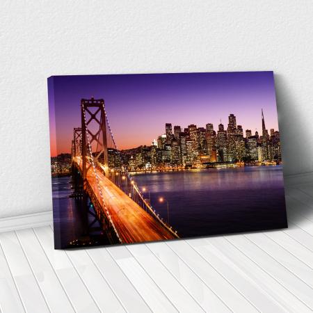Tablou Canvas - San Francisco0