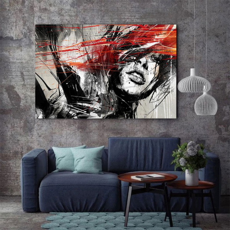 Tablou Canvas - Sketch Art2
