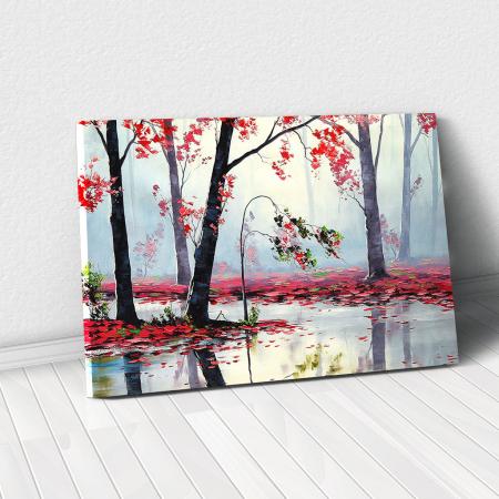Tablou Canvas - Suflarea Toamnei0