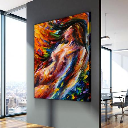 Tablou Canvas- Nude Silouette3