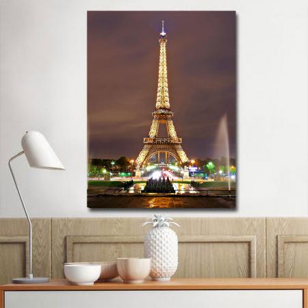 Tablou Canvas - Eiffel [1]