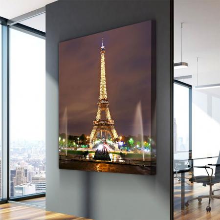 Tablou Canvas - Eiffel [2]