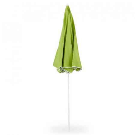 Umbrelă grădină/plajă, 1.8 m, verde1
