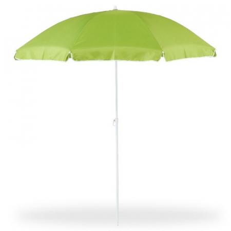 Umbrelă grădină/plajă, 1.8 m, verde2