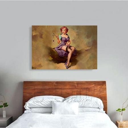 Tablou Canvas - Vintage style3