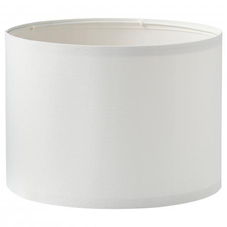 Veioză Dora, albă, cu bază metalică - 41cm1