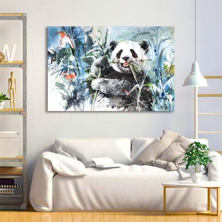 Tablou Canvas - Panda1