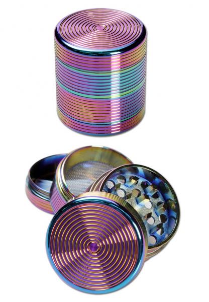 Grinder Oil Colors, 4 parti, Ø50mm [0]