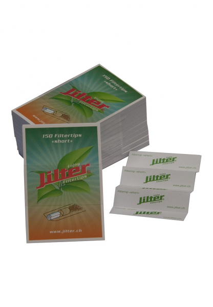 Filtre tips Jilter, scurte, 150 buc 0
