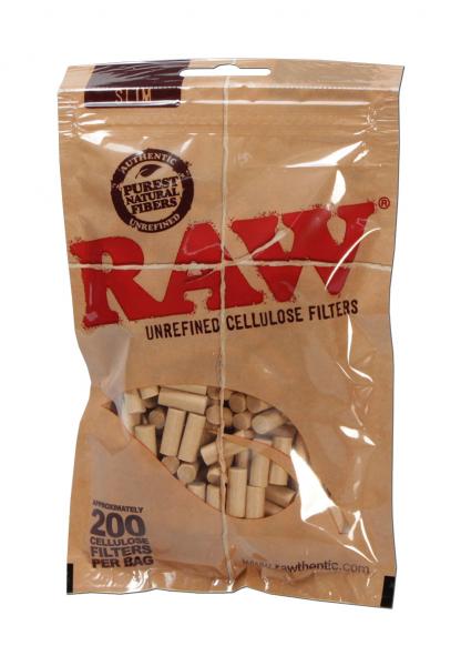 Filtre RAW, Slim, 6mm x 200buc [0]