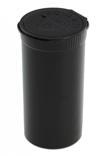 Recipient PP UV, Negru [0]