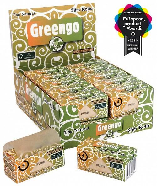 Foite Rola GreenGo Slim 0