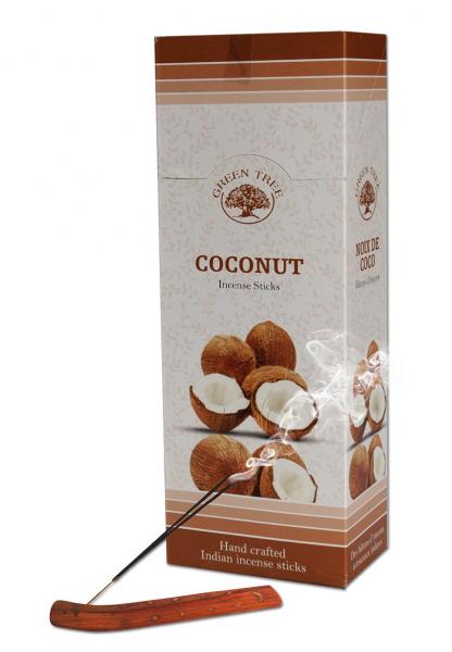 Betisoare parfumate 'Green Tree', Cocos 0