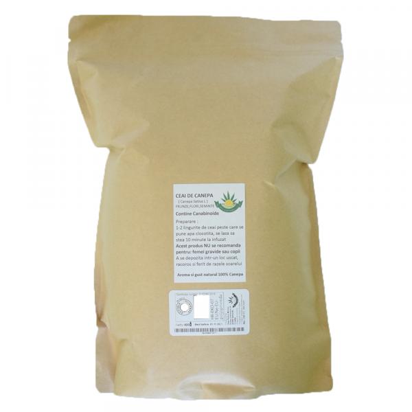 Ceai de Canepa CBD 3%, ECO, 400gr 1