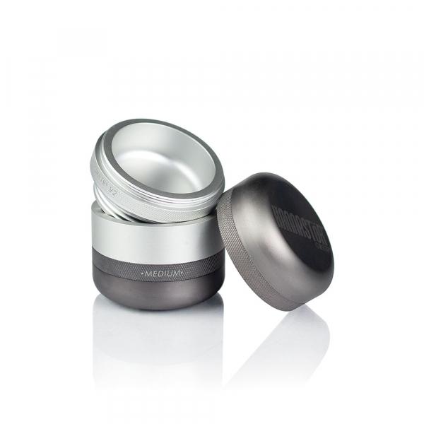 Grinder Kannastor GR8TR® V2, Argintiu 1