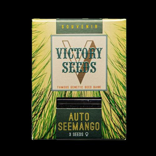 Seminte Cannabis Auto Seemango Feminized [0]