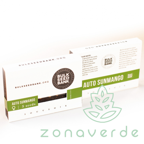 Seminte Cannabis Auto Sunmango Feminized [0]