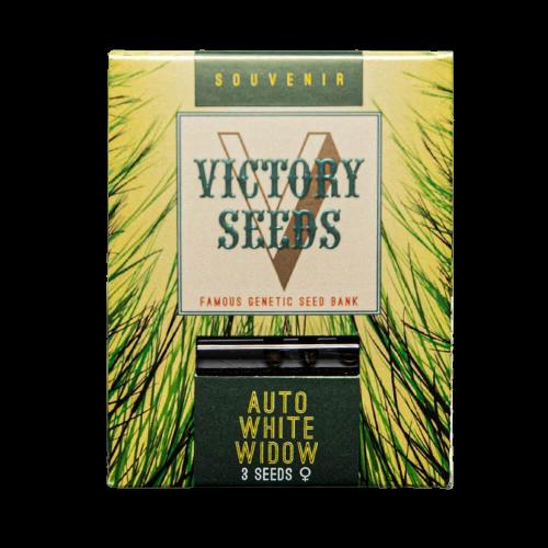Seminte Cannabis Auto White Widow Feminized [0]