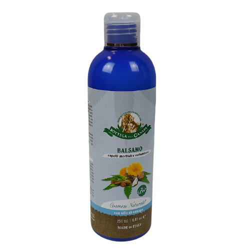 Balsam cu ulei de canepa, Organic, 250ml [0]