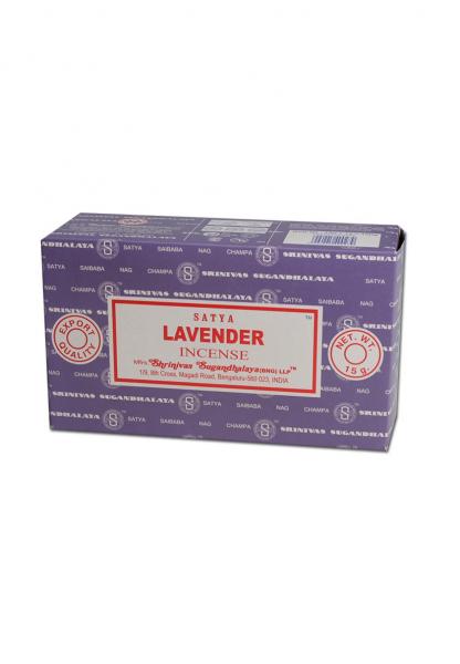 Betisoare parfumate 'Satya', 'Lavender' 0