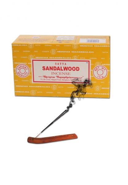 Betisoare parfumate 'Satya', 'Sandalwood' 0