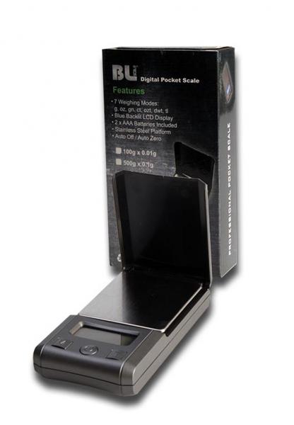 Cantar digital 'BLscale' Mini, 0.1/500g [0]