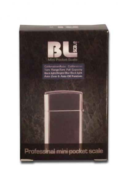 Cantar digital 'BLscale', tip Bricheta, 0.01/50g 1