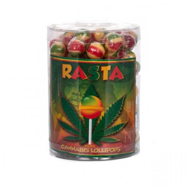 Bomboane cu aroma de cannabis,  Rasta 0