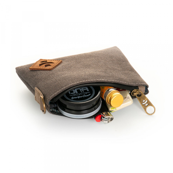 Stash Bag Anti-Miros 'The Mini Broker', Marine 1