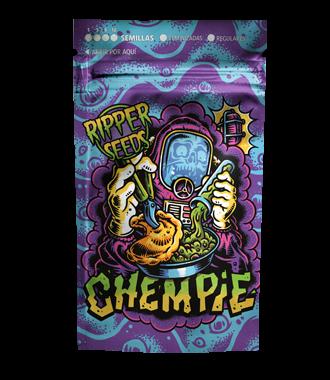Chempie Feminized, 3 seminte 0