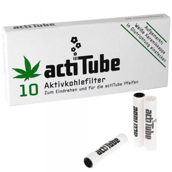 Filtre actiTube Carbon Activ 8mm x 10buc 0