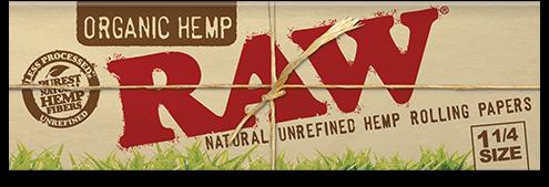 Foite Canepa Organic RAW 1 1/4 0
