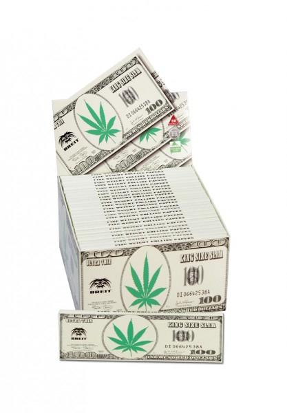 Foite Breit KingSize Dollar 0