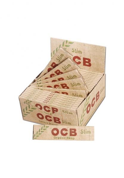 Foite OCB Organic Hemp KS Slim [0]