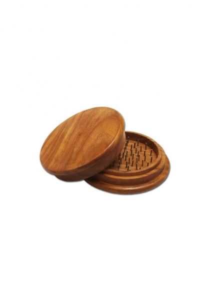 Grinder Hardwood, 2 Parti, Ø100mm 0