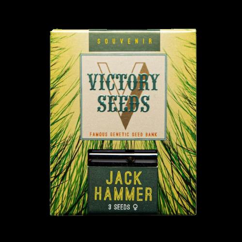 Seminte Canabis Jack Hammer Feminized [0]