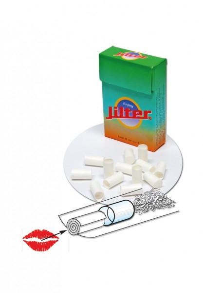 Filtre tips Jilter, scurte, 150 buc 1