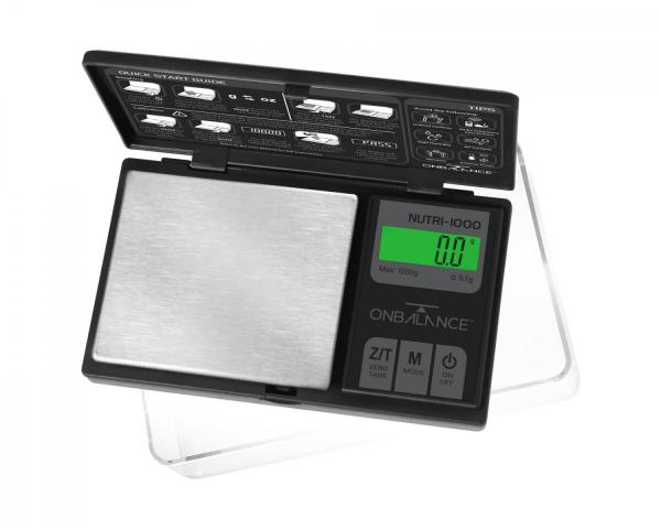 Cantar Digital 'On Balance' Nutrient 1000 x 0.1g 0
