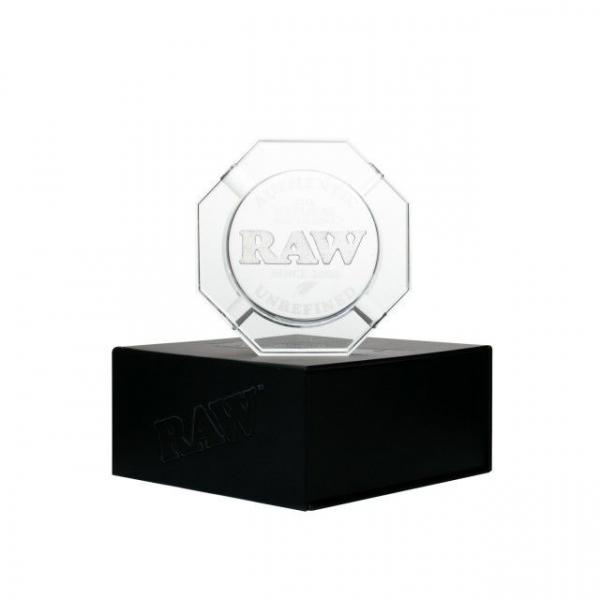 Scrumiera 'RAW' Heavy Duty Crystal Glass [0]