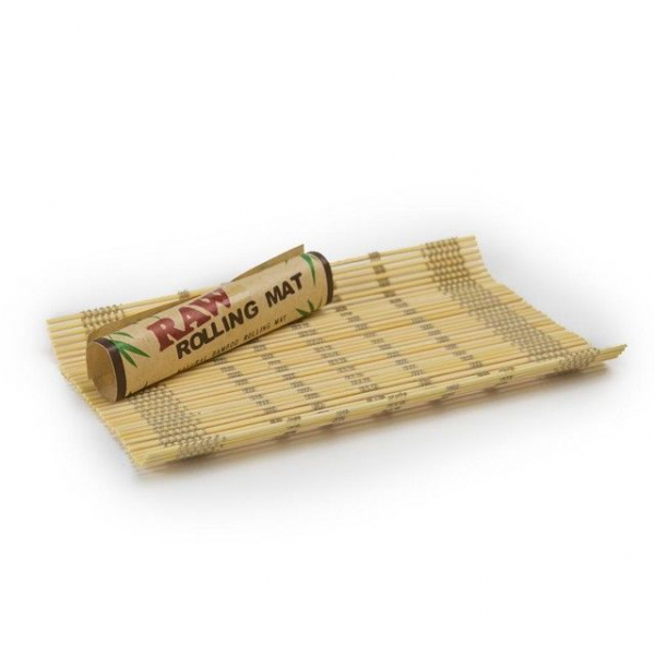 Tava de Rulat 'RAW', din Bambus natural 0