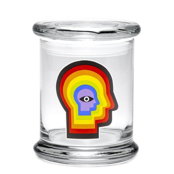Recipient 420 Science, Sticla Premium, Rainbow Mind 0