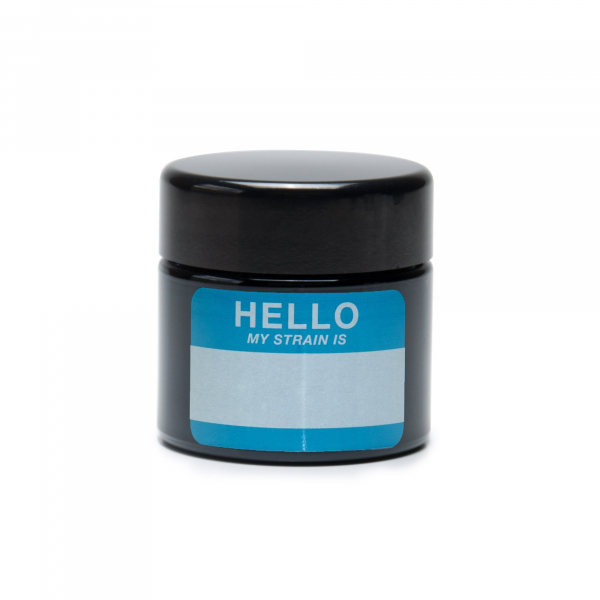 Recipient 420 Science, Sticla premium UV, Hello Scrie & Sterge 0