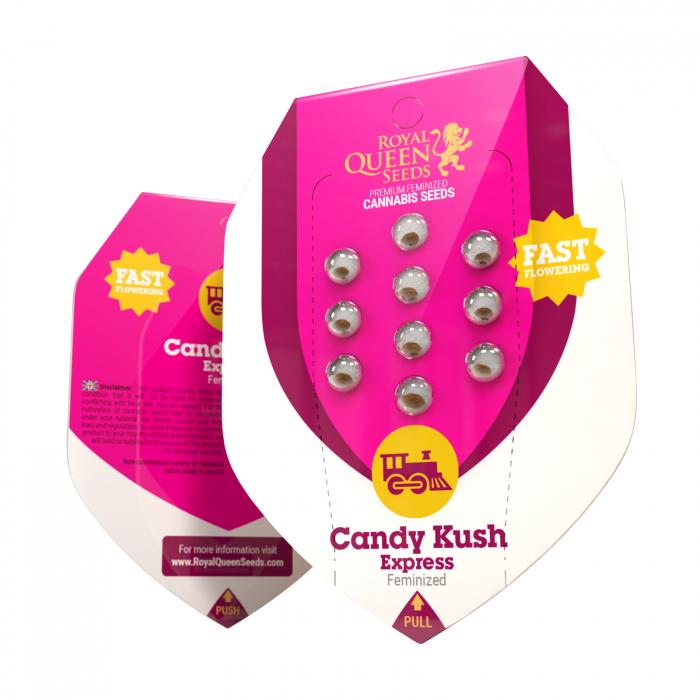 Seminte Canabis Candy Kush Express Feminized, 5 seminte [0]