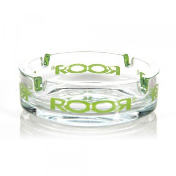 Scrumiera 'RooR' Sticla, Verde [0]