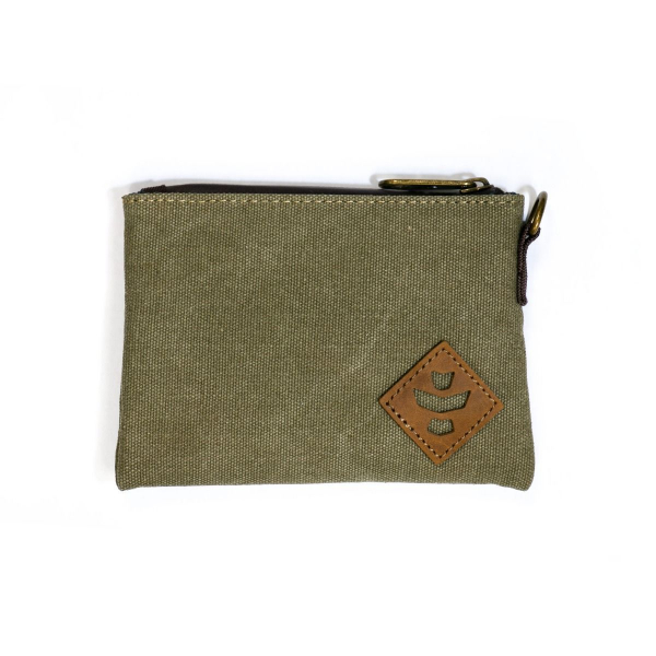Stash Bag Anti-Miros 'The Mini Broker', Sage 0
