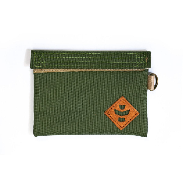 Stash Bag Anti-Miros 'The Mini Confidant', Verde [0]